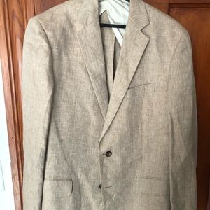 Brooks Brothers Madison 1818 Linen Sport Coat